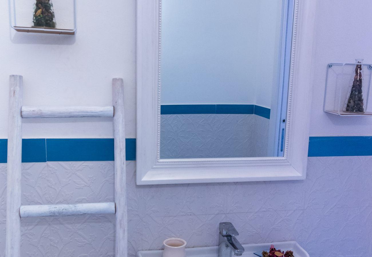 Appartamento a Siracusa - Casa Pesce Palla, design siciliano idele per famiglie, by Dimore in Sicily