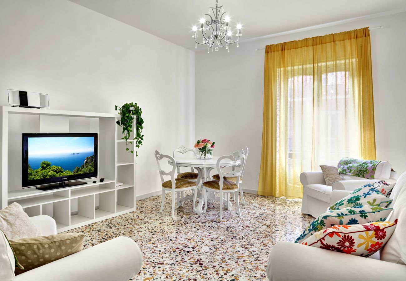 Appartamento a Massa Lubrense - Stella House Comfortable 3 bedrooms large apartment in the center