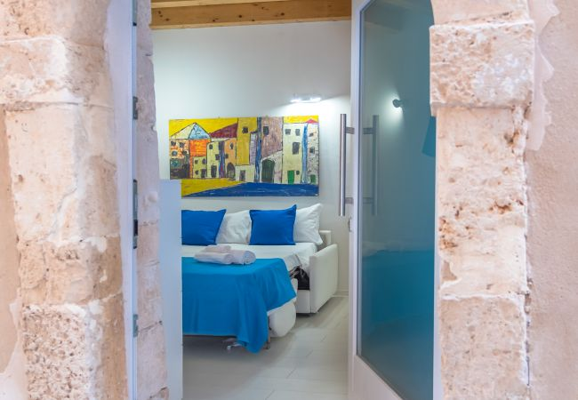 Studio a Siracusa - Blue Studio cozy apt