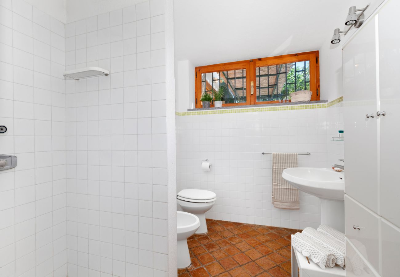 Villa a Massa Lubrense - La Casa di Pietra